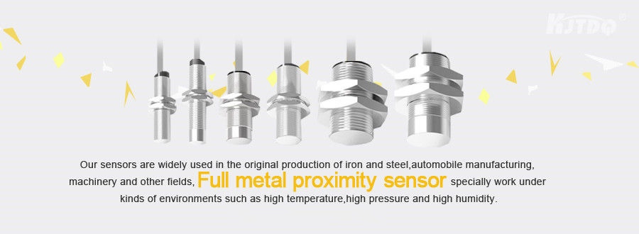 China best Metal Proximity Sensor on sales
