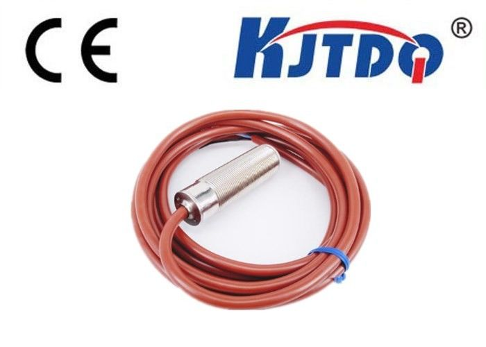 Reliable High Low Temperature Sensor , High Temperature Photoelectric Sensor