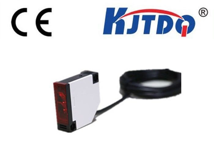 Tightness Degree Control Infrared Photoelectric Sensor 650nm Laser Wavelength