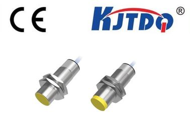 Inductive Capacitive Proximity Sensor , High Temperature Sensor 120 150 180 Degree